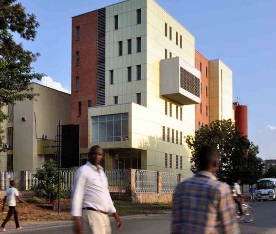 Récéption provisoir de la Cours suprême du Burundi