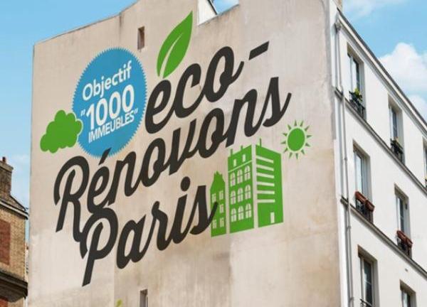 La première réunion de lancement de Eco Rénovons Paris!