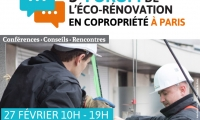 5éme Forum de l'éco-rénovation à Paris